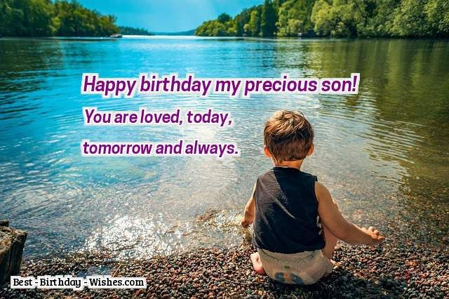 35 birthday wishes for daughters and sons birthday messages you make each year brighter and you continue to illuminate our lives with your smile and your kind heart happy birthday my son m4hsunfo