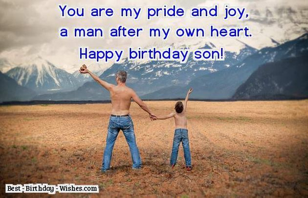 Birthday Wishes For Son.35 Birthday Wishes For Daughters And Sons Birthday