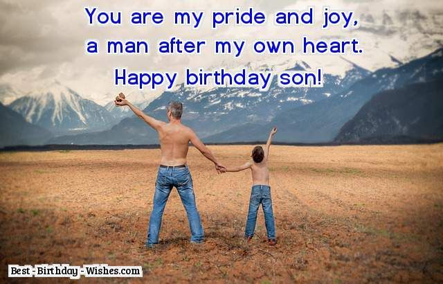 Every Day You Find A Way To Bring Smile My Face And Happiness Heart Happy Birthday Dearest Son