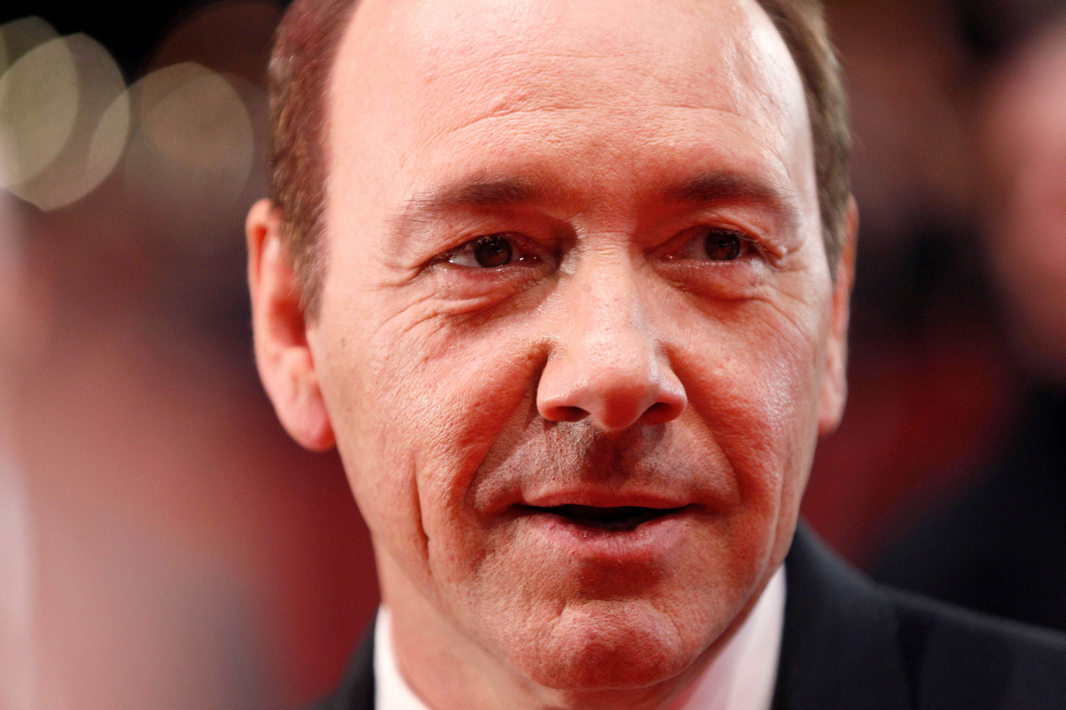 Kevin Spacey Responds To Report He Sexually Harassed Then-14-Year-Old Anthony