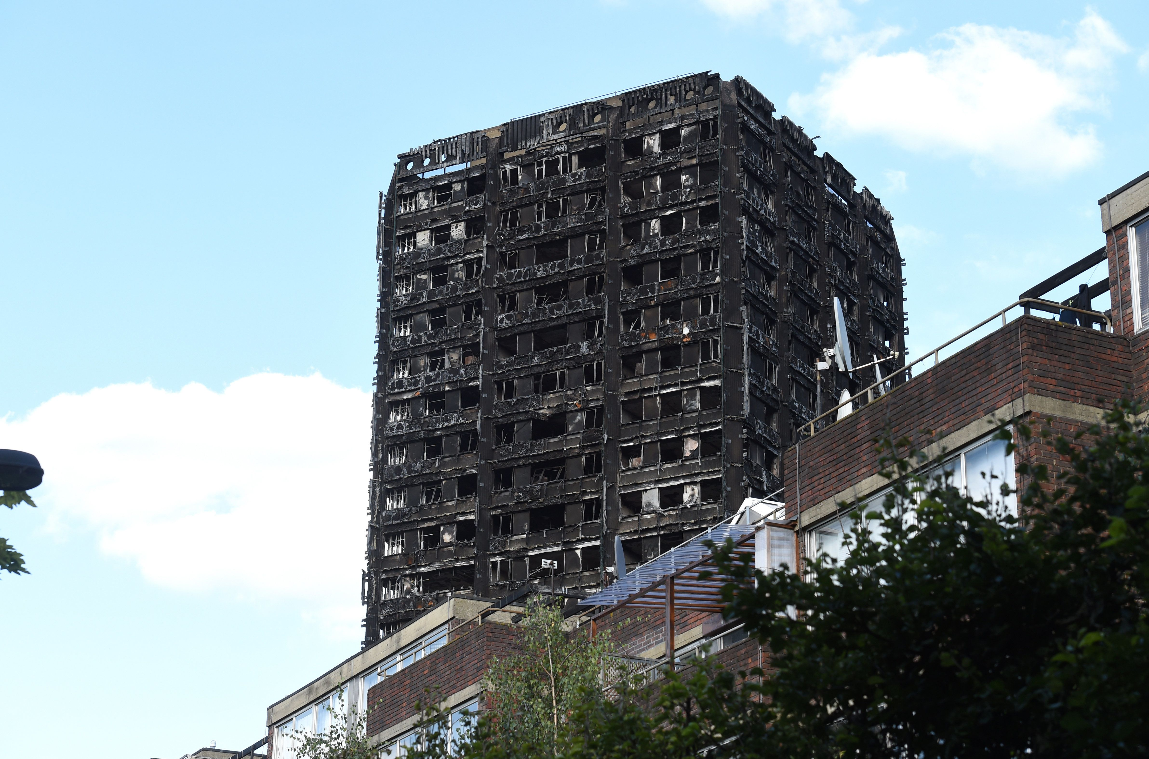 Grenfell Tower Fire Has Led To The 'Biggest Mental Health Response Ever Seen In