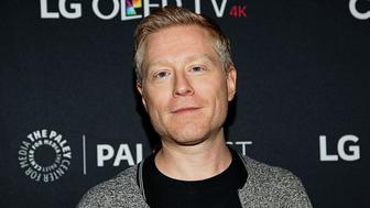NEW YORK, NY - OCTOBER 07:  Anthony Rapp attends 'Star Trek: Discovery' during the PaleyFest NY 2017 at The Paley Center for Media on October 7, 2017 in New York City.  (Photo by Steve Mack/WireImage)
