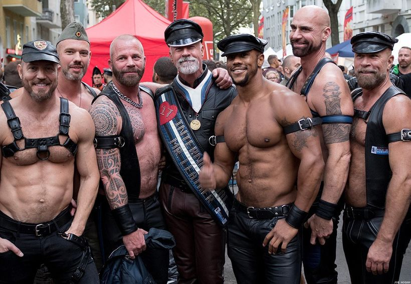 Chicago Gay Bars Leather