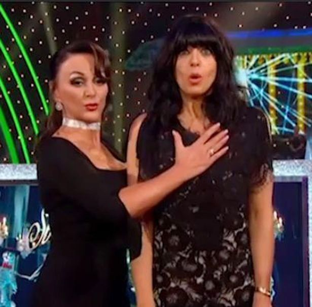 'Strictly Come Dancing': Claudia Winkleman's Face Says It All After Shirley Ballas Tells Her She Has...