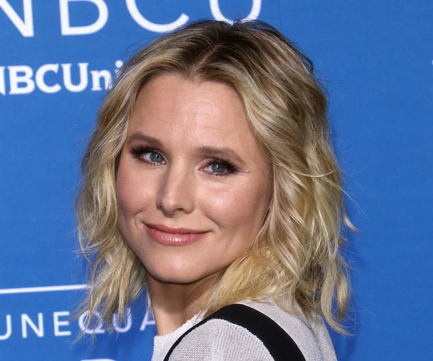 Kristen Bell attends the NBCUniversal Upfronts in