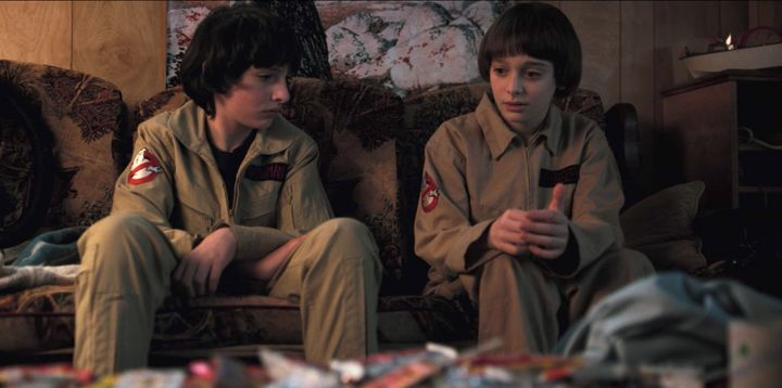 An Ode To Mike And Will's Friendship On 'Stranger Things 2