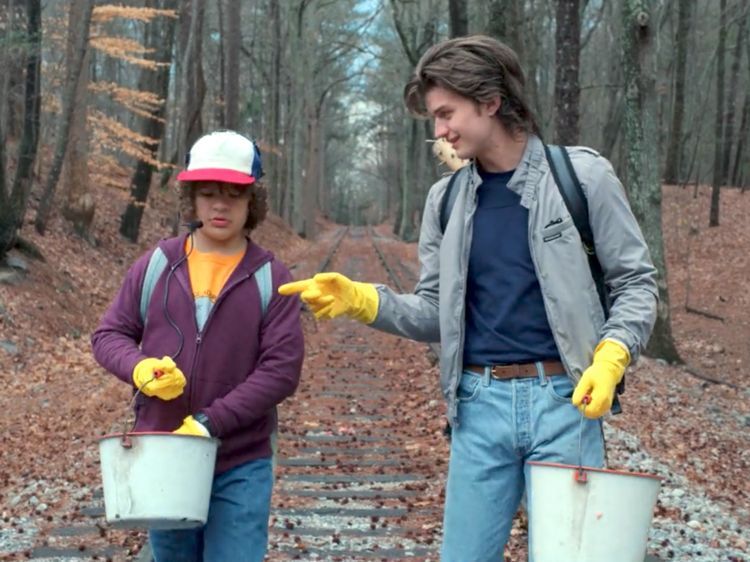 This Unexpected Friendship Is The Best Bit Of 'Stranger Things