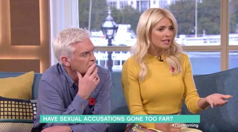 'This Morning' Comes Under Fire For Debate About Sexual