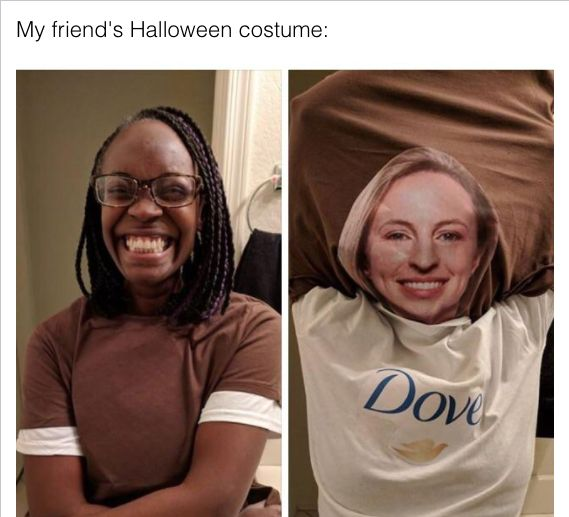 This Woman Totally Wins The Award For Most 2017 Halloween