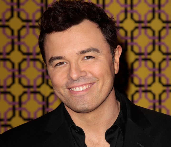 "Comedian Seth MacFarlane said his joke about Harvey Weinstein at the Oscars in 2013 ""came from a place of loathing and anger."
