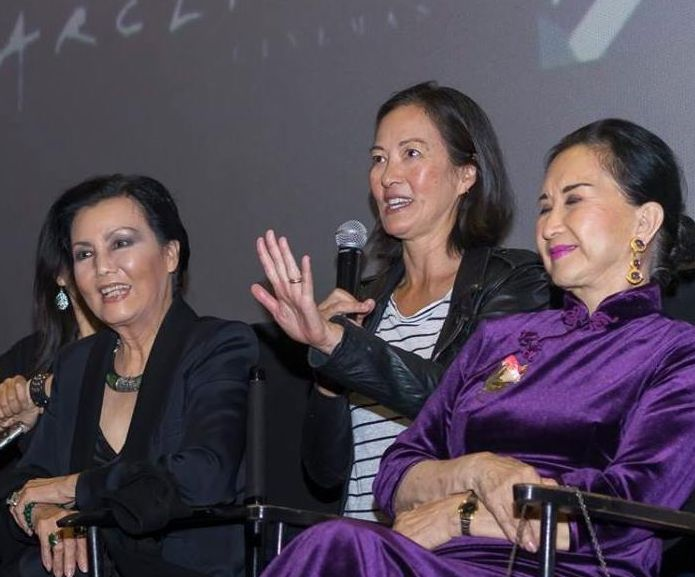 Kieu Chinh, Rosalind Chao, and Lucille Soong