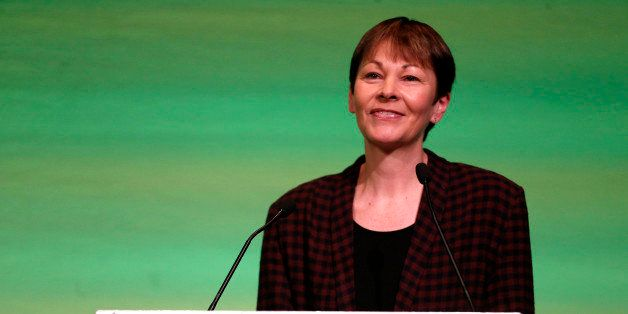 Caroline Lucas Schools Tory On What Churchill Thought Of Voting