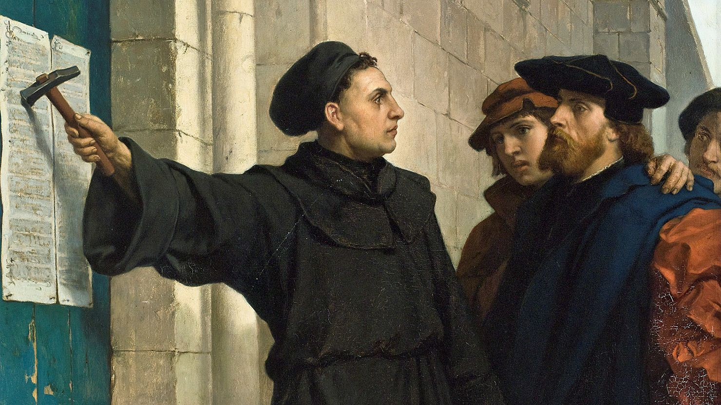 What was the 95 theses yahoo dating