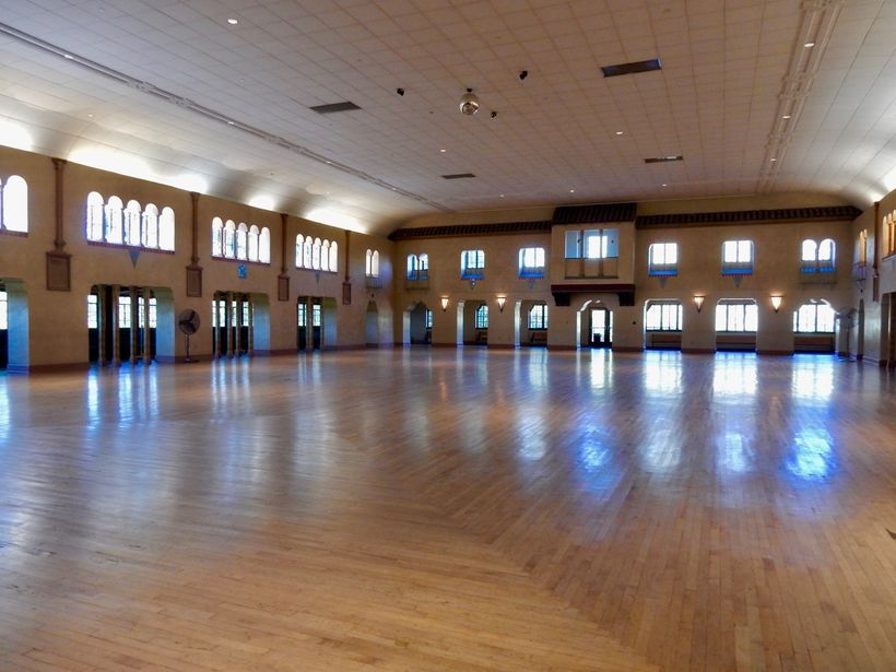 Spanish Ballroom Glen Echo Park MD