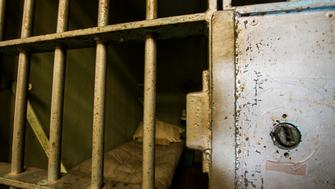 A prison bed is not a good place to sleep