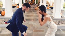 28 Radiant Wedding Photos That Will Lift Your