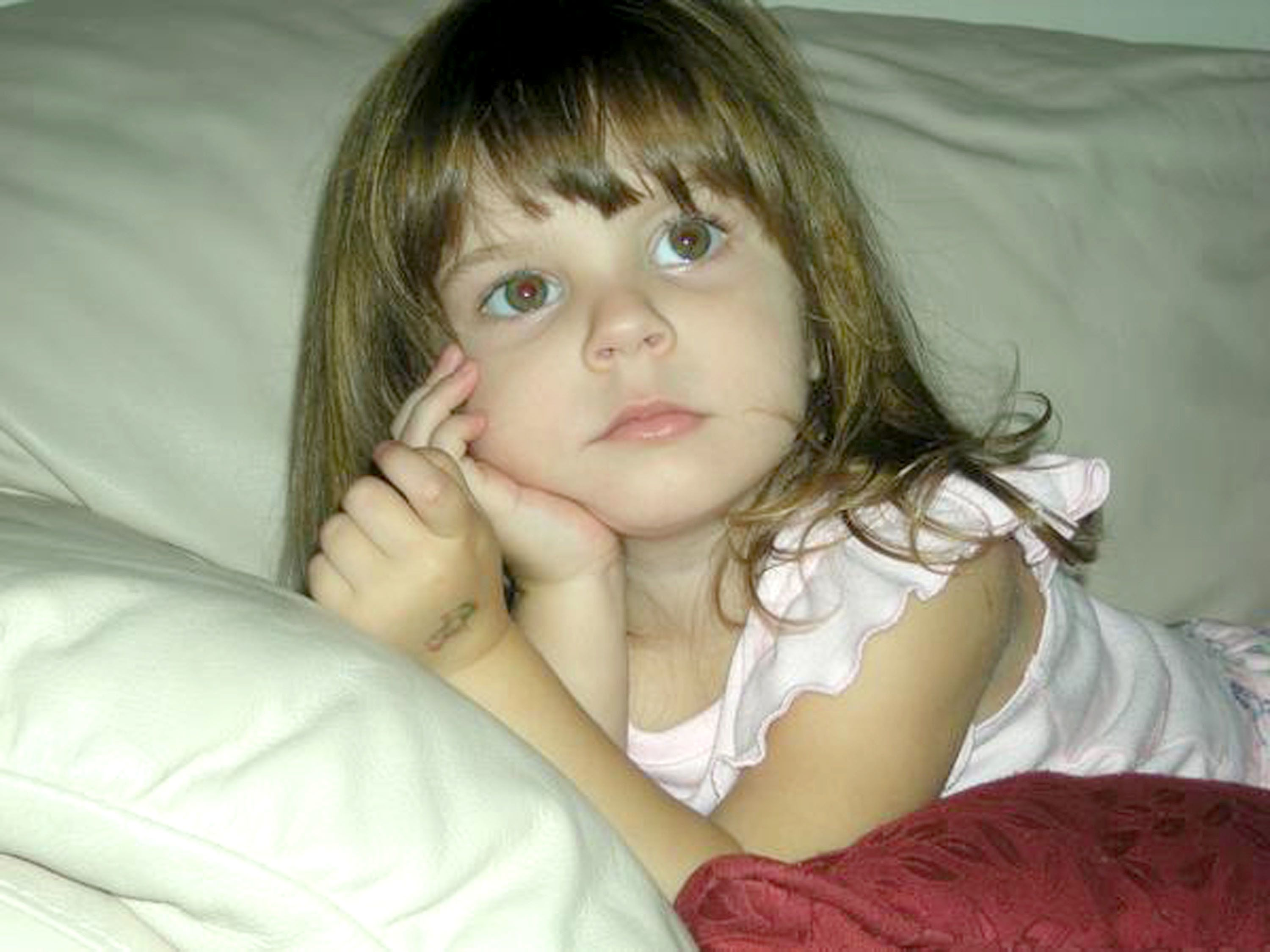 No one was ever convicted of killing the 2-year-old whose body was found buried near her home in 2008, months after she