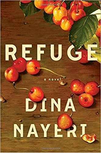 "Get it <a href=""https://www.amazon.com/Refuge-Novel-Dina-Nayeri/dp/1594487057/ref=sr_1_1_twi_har_2?amp=&ie=UTF8&keywords=refu"