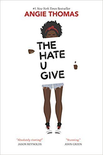 "Get it <a href=""https://www.amazon.com/The-Hate-U-Give/dp/B076BMW18F/ref=sr_1_1?amp=&ie=UTF8&keywords=the+hate+you+give&qid=1"