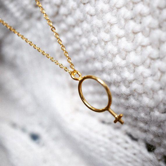 "Get it <a href=""https://www.etsy.com/listing/476008681/rose-gold-female-symbol-necklace-925?ga_order=most_relevant&ga_sea"