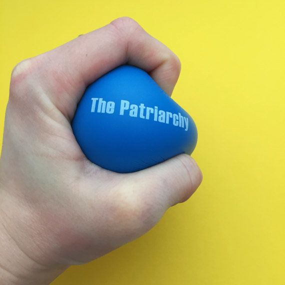 "Get it <a href=""https://www.etsy.com/listing/516031517/squish-the-patriarchy-stress-ball?ga_order=most_relevant&amp;ga_search"