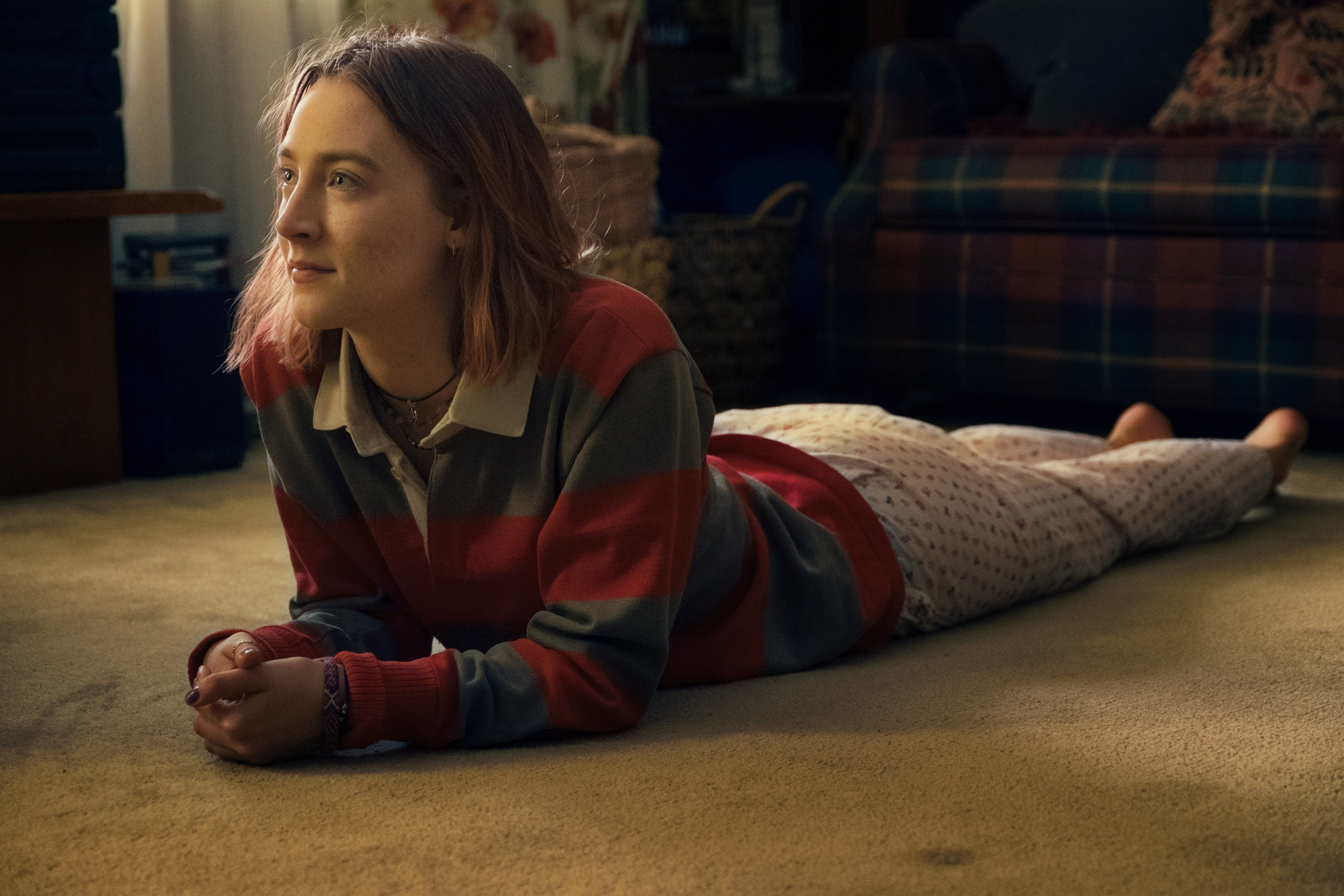 "A nice <a href=""https://www.huffingtonpost.com/entry/lady-bird-review-greta-gerwig_us_59f4cdc4e4b077d8dfc9fe54?0ci"" target=""_"