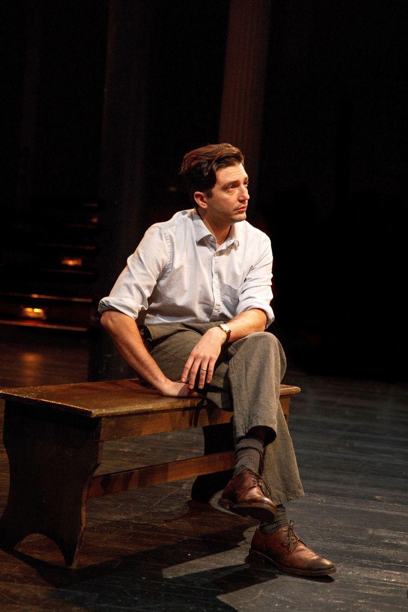 John Magaro in Richard Nelson's <em>Illyria</em>