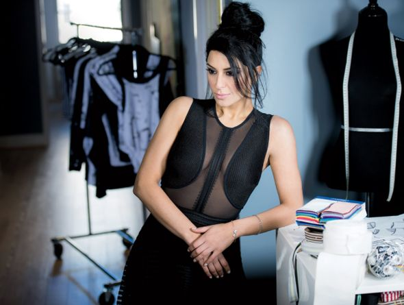 Tala Raassi, Founder and Designer, Tala Raassi Swimwear