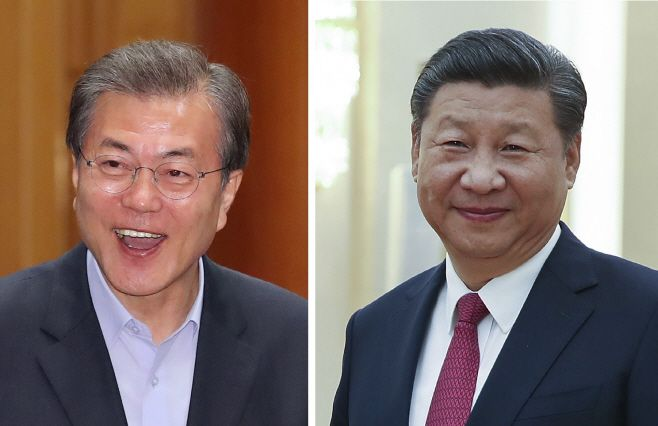 South Korea's relations with China are showing signs of improvement in the economic, cultural and defense areas. In such