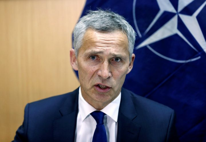 "NATO Secretary-General Jens Stoltenberg called North Korea's ballistic and nuclear tests an ""affront"" and urged all&nbs"