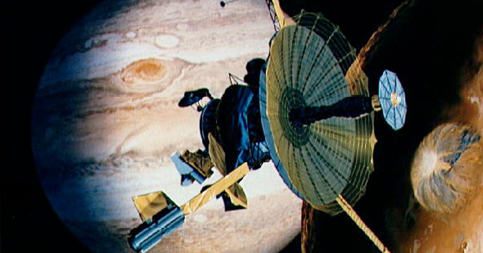 nasa galileo spacecraft - HD1333×1000