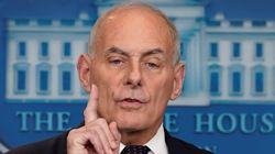 People Are Done With John Kelly After His 'Absurd' Civil War