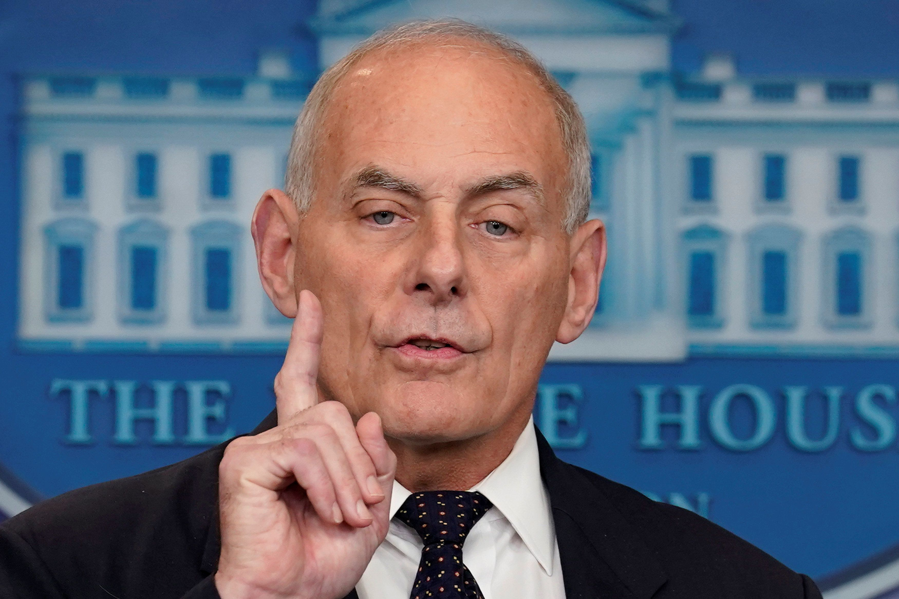 John Kelly Says Lack Of 'Compromise' Started Civil War, Defends Statues