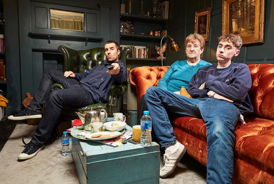 The 'Celebrity Gogglebox' Line-Up Just Got Even Better (Yes, That's Liam Gallagher And His