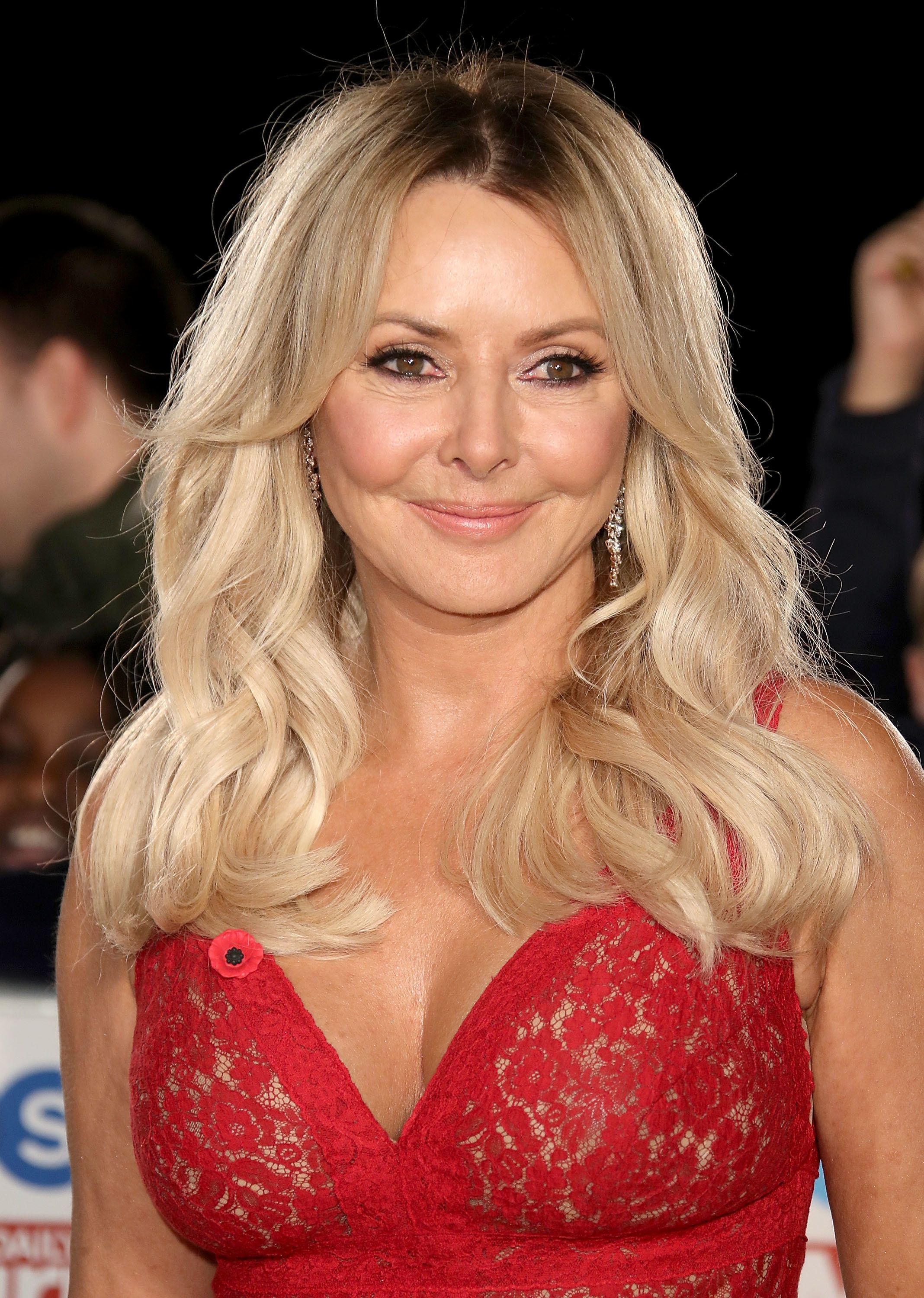 Carol Vorderman Dishes On Her Wild Side, After Winding Up On A Bed On Rag'N'Bone Man's Tour