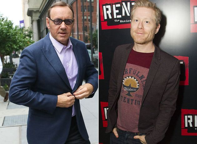 Kevin Spacey, Anthony