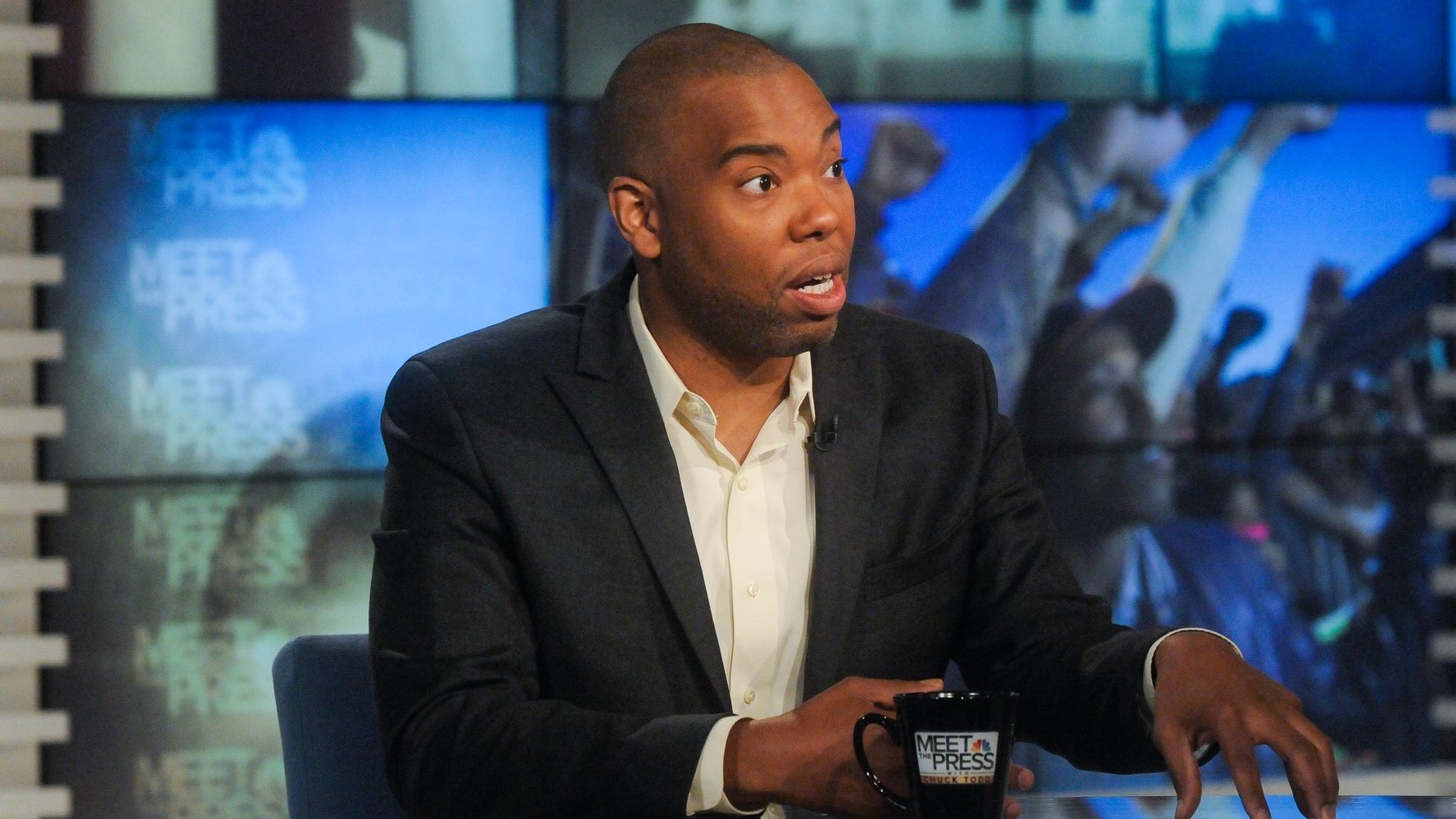 Ta-Nehisi Coates Tears Into John Kelly's 'Creationist Theorizing' On Civil War