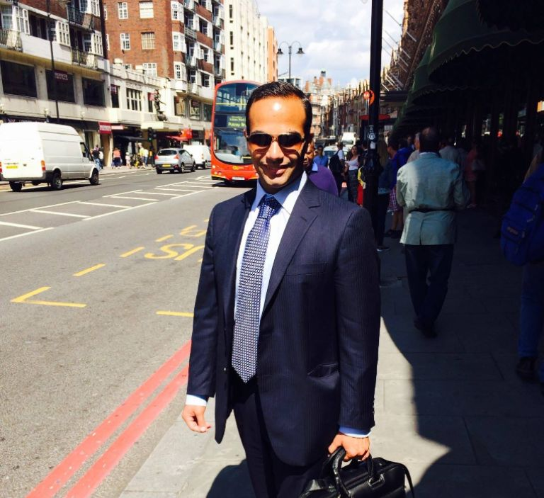 That 'Recent' Photo Of George Papadopoulos Was Taken At Least Four Years