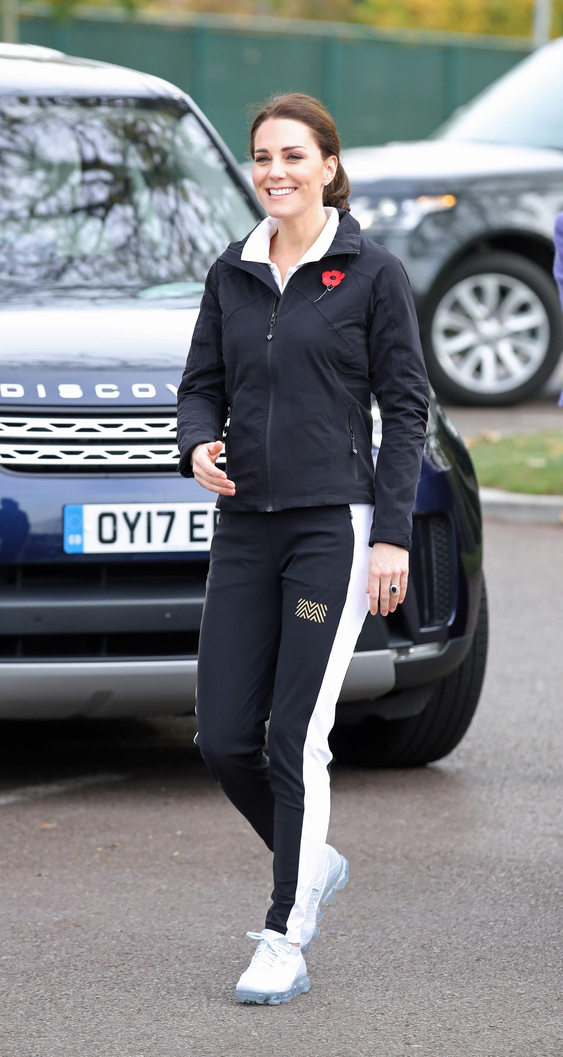 Kate Middleton Seeks Advice On Teaching Prince George