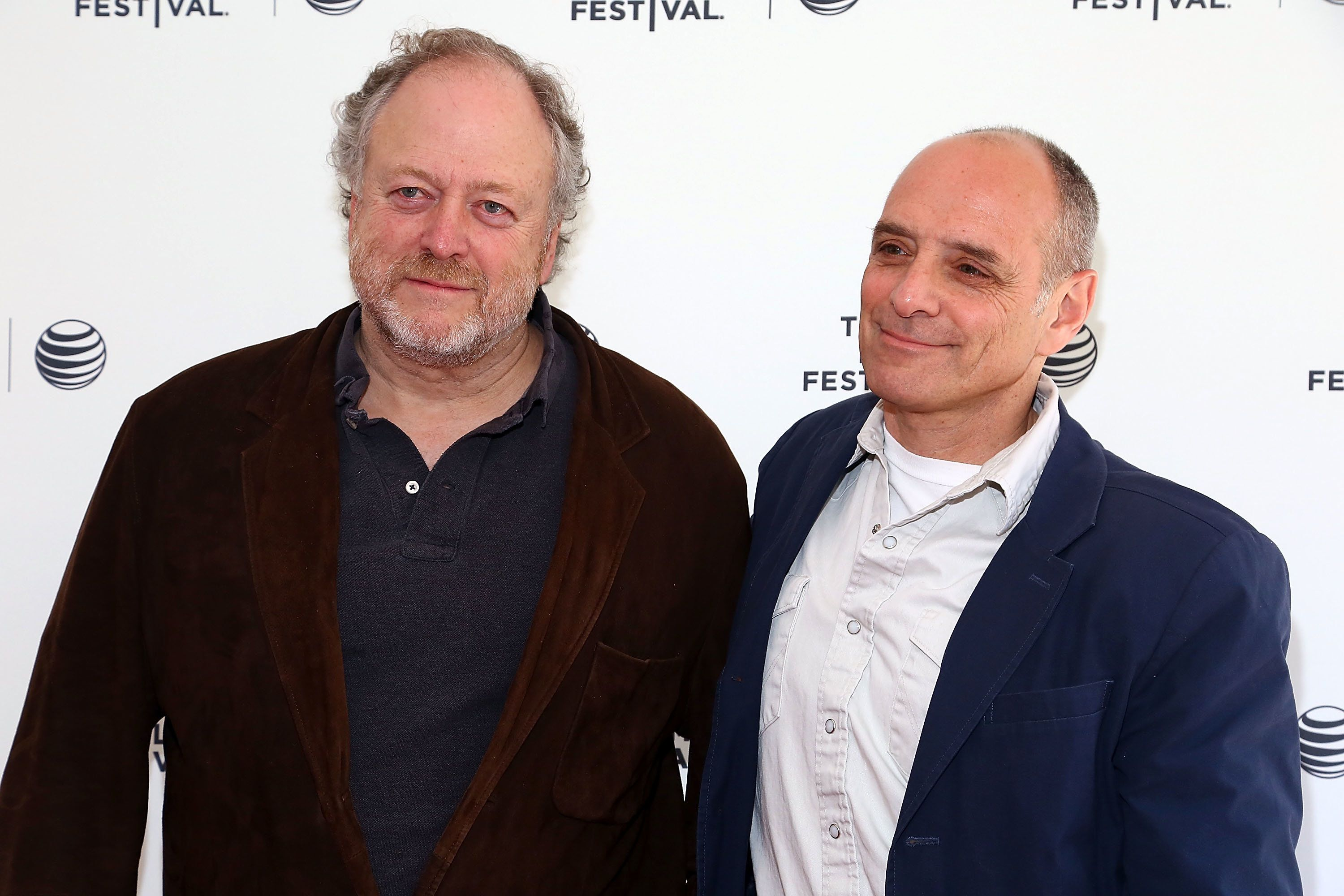 NEW YORK, NY - APRIL 26:  (L-R) Producer Hamilton Fish and author Eric Schlosser attend Tribeca Talks: After the Movie: Food Chains - 2014 Tribeca Film Festival at SVA Theater on April 26, 2014 in New York City.  (Photo by Astrid Stawiarz/Getty Images)