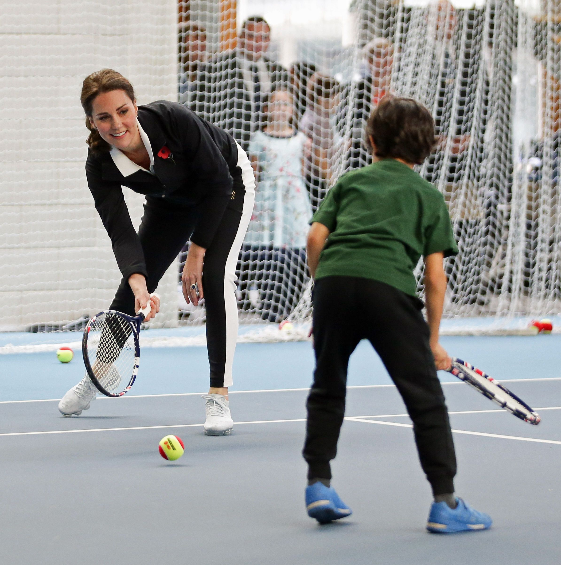 Duchess Of Cambridge Seeks Advice On How To Teach Prince George To Play