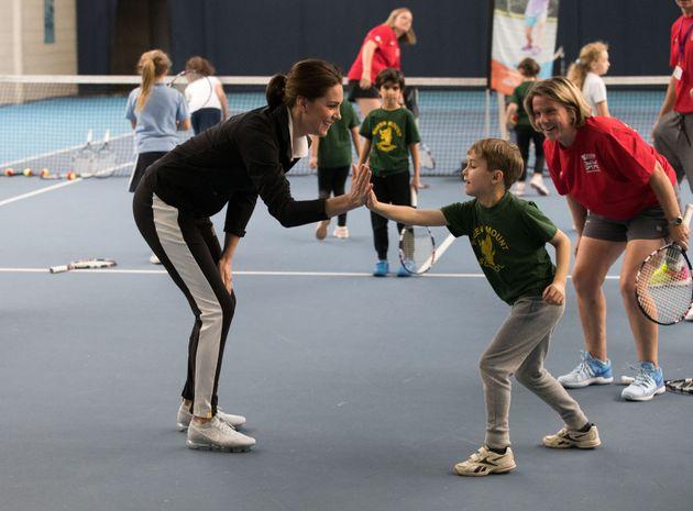 Duchess Of Cambridge Seeks Advice On How To Teach Prince George To Play