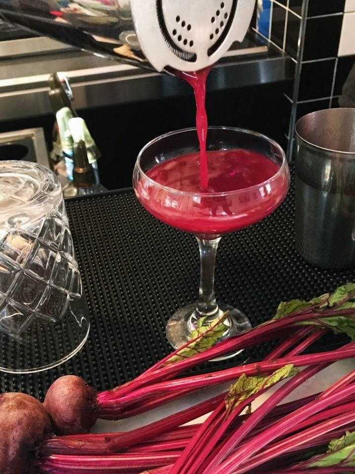 Beets are thought to help purify your blood and liver.