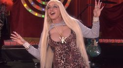 Ellen Slays Halloween As The Lost Kardashian