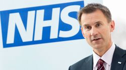 Jeremy Hunt Admits NHS Doctors Who Walked Out On Strike 'Had A