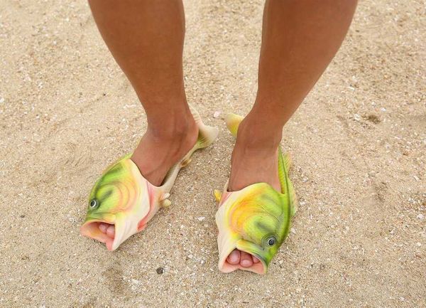 "<a href=""https://tictail.com/asifofficial/fish-sandals"" target=""_blank"">Fish sandals</a>. Two words you never realized sounde"