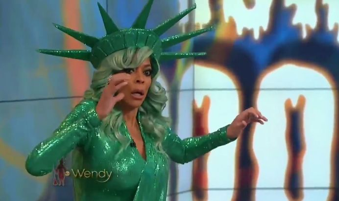 Wendy Williams Puts Fans' Minds At Rest After Fainting Live On