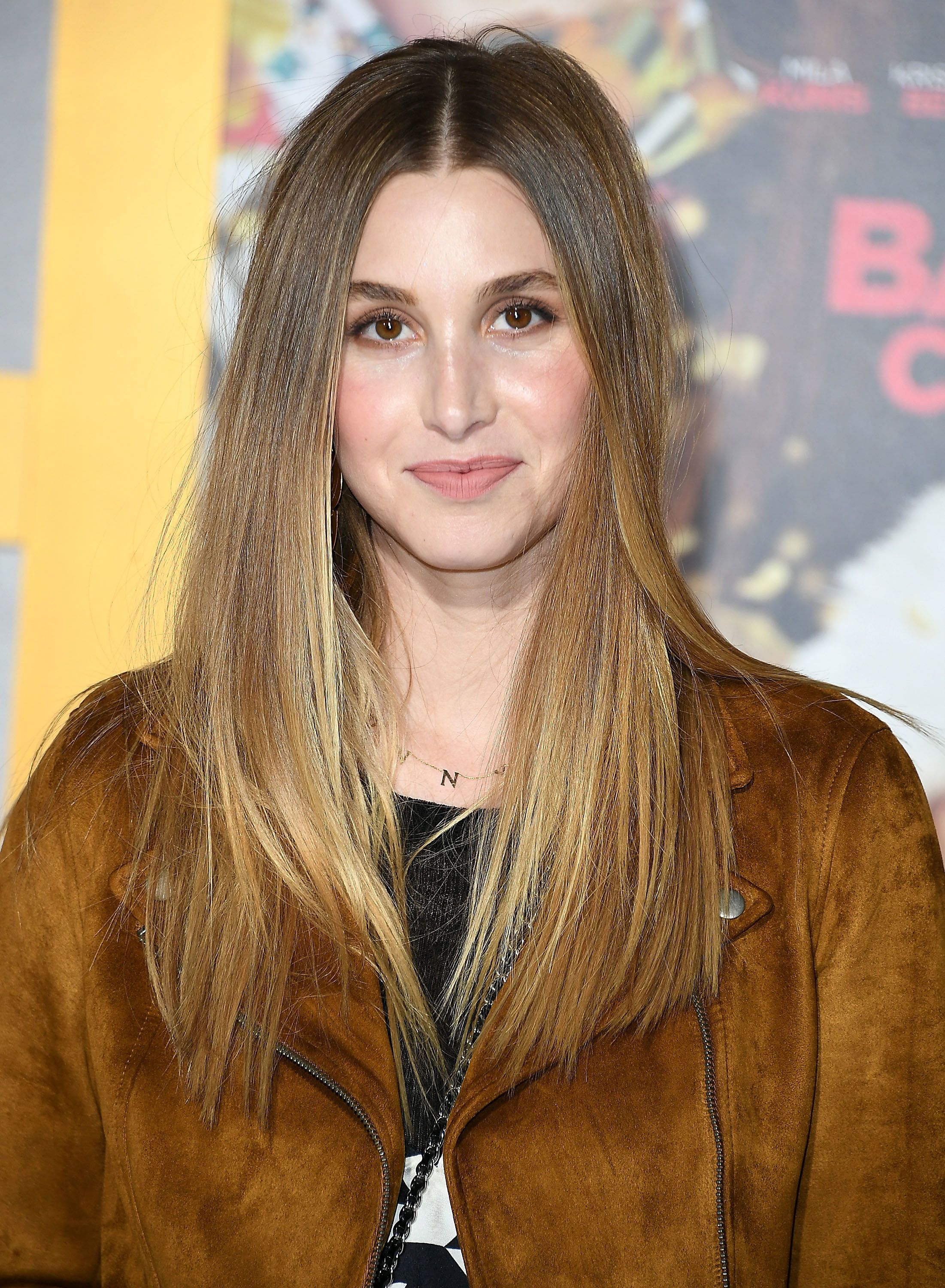 WESTWOOD, CA - OCTOBER 30:  Whitney Port arrives at the Premiere Of STX Entertainment's 'A Bad Moms Christmas'  at Regency Village Theatre on October 30, 2017 in Westwood, California.  (Photo by Steve Granitz/WireImage)