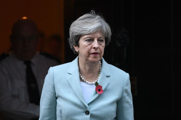 Theresa May wants to force 'a deep and special partnership' with the EU