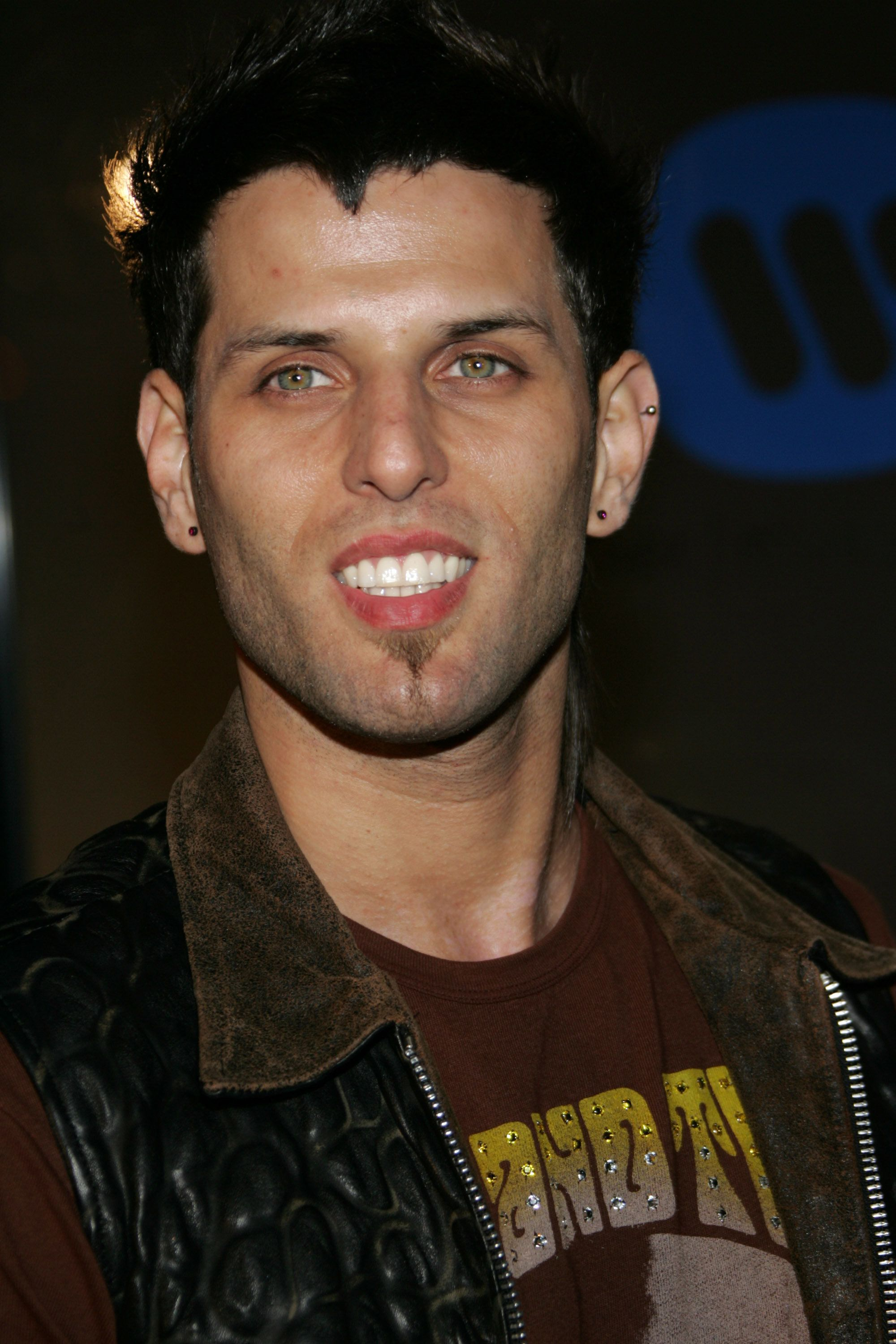 Devin Lima during 2006 Warner Music Group GRAMMY Arrivals in Los Angeles, California, United States. (Photo by Michael Bezjian/WireImage)
